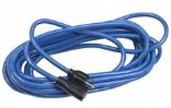 "BLUE 25 FEET 14/3"" INDOOR/OUTDOOR EXTENSION CORD"