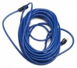 BLUE 50-FOOTT 14/3 EXTENSION CORD