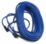 BLUE 100 FEET 12/3 INCH EXTENSION CORD