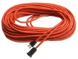 100 FEET 16/2 SJTW ORANGE VINYL EXTENTION CORD