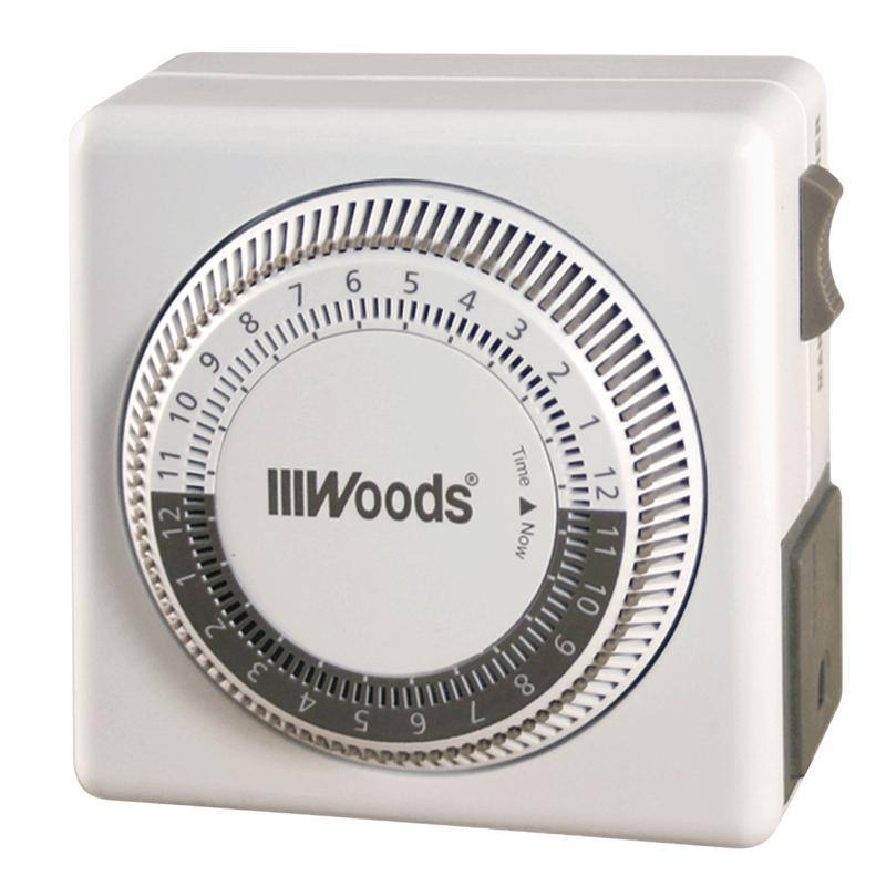 50000 INDOOR 24-HOUR TIMER