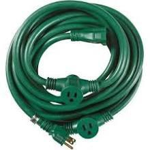 3030 14/3 25 FT. MULTI OUTLET CORD