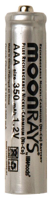 97126 AAA 4PK SOLAR BATTERIES