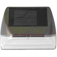 Coleman Cable 95028 Outdoor Solar Lights, Mini Deck Light, Bronze