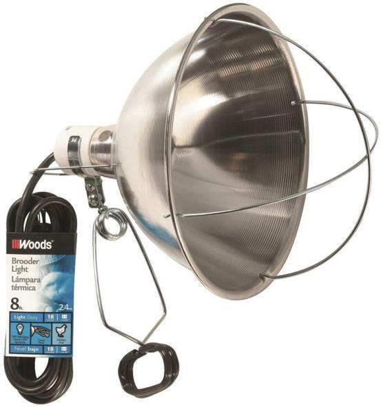 Coleman 167 Brooder Lamp, 125 V, 250 W