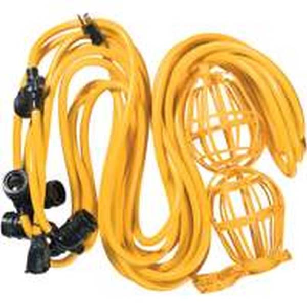 Coleman 75488802 String Light Cord, 50 ft
