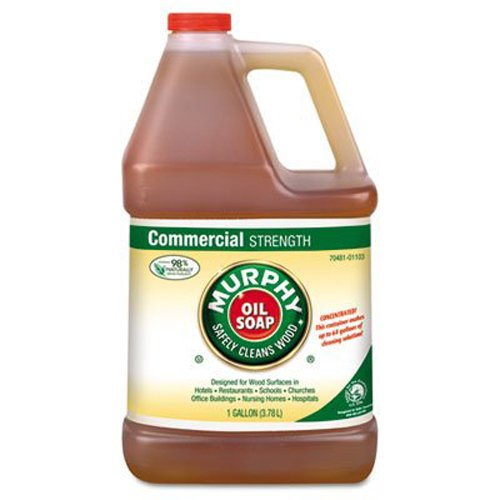 Cleaner, Murphy Oil Liquid, 1 Gal Bottle