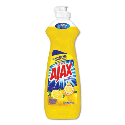 Dish Detergent, Lemon Scent, 14 oz Bottle, 20/Carton