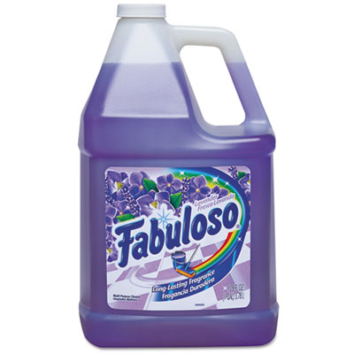 Multi-use Cleaner, Lavender Scent, 1 gal Bottle, 4/Carton