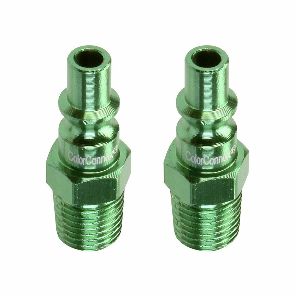 ColorConnex Plug 2-Pack (Green)