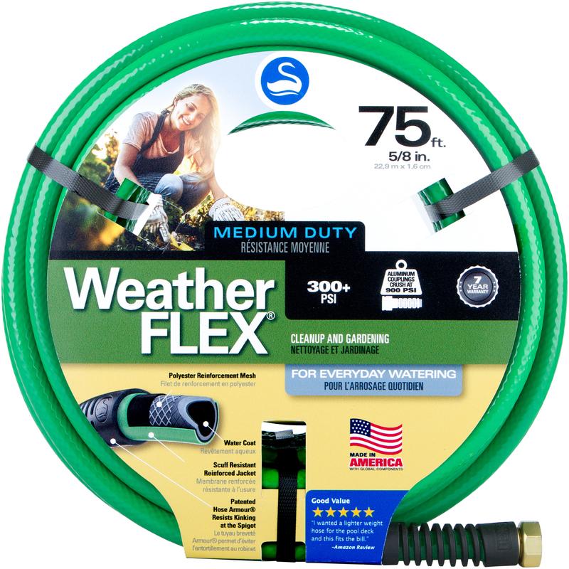 5/8X75 INCH WEATHERFLEX