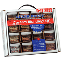Color Putty 9716 Oil Based Custom Blending Kit