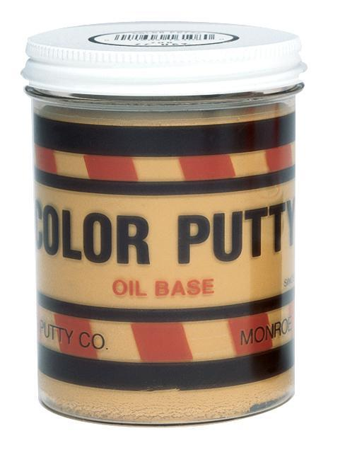 16144 1# TEAKWOOD COLOR PUTTY