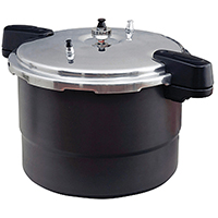 20 Quart ANODIZED PRESS CANNER