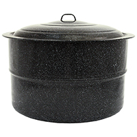 Granite-Ware F0709-2 Canner, 33 qt, Steel