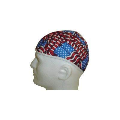 Skull Cap, Cotton, Assorted Colors, Large