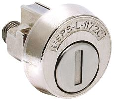 COMPX NATIONAL MAILBOX LOCK 4C STYLE CLOCKWISE