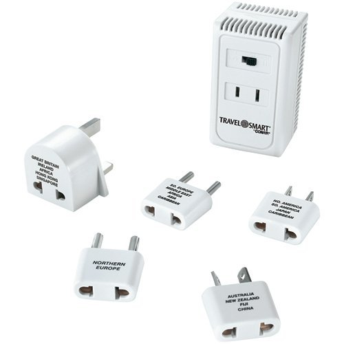 CONAIR TS1875CKN HIGH/LOW 1,875-WATT CONVERTER & ADAPTER SET