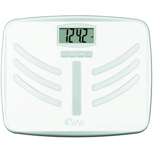 CONAIR WW66NPDQ Wide-Platform Weight Watchers Body Analysis Scale