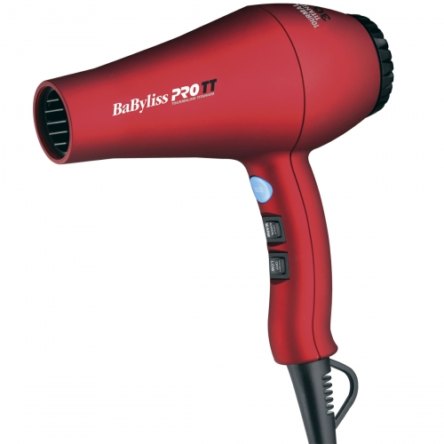 CONAIR BABTT5585 RED BABYLISS HAIR DRYER 1900W 6SETTINGS