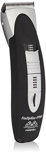 CONAIR FX670R BABYLISSPRO CLIPPER CORD/CORDLESS 2 SPEED