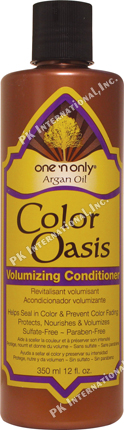CONAIR AOILCOVC12 CONDITIONER ONE N ONLY ARGAN OIL COLOR
