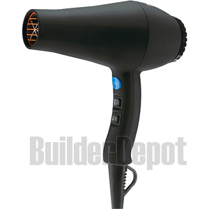 CONAIR BABP6685N BLACK HAIR DRYER CARRERA 1900W BABYLISS