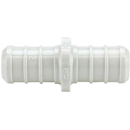 CPLG PEX POLY ALY 1/2IN 100/PK
