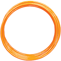 Apollo APPOB30012 Flexible Lightweight Oxygen Barrier Pex Tubing, 1/2 in, 300 ft L, 160 psi, Polymer, Terra-Cotta