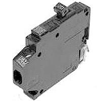 Connecticut UBITBA115L Type UBITBA Left Clip Circuit Breaker, 120/240 V, 15 A, 1 P, 10 kA