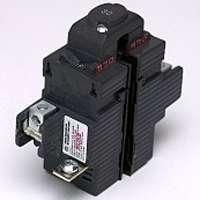 Connecticut UBIP250 Type UBIP Standard Circuit Breaker, 120/240 VAC, 50 A, 2 P, 10 kA