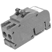 Connecticut UBIZ220 Type UBIZ Full Circuit Breaker, 120/240 V, 20 A, 2 P, 10 kA