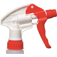 Continental Spray Pro 902RW9 Adjustable Trigger Sprayer, Plastic, Red/White