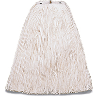 Wilen A503316 Cut End Non-Bacterial Resistant Mop Head, For Use With Pinnacle Handle, 4-Ply Cotton