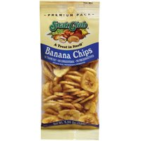 BANANA CHIPS 5.5 OZ