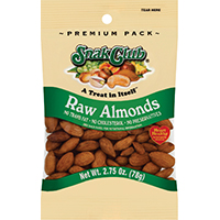 RAW ALMONDS SUPREME