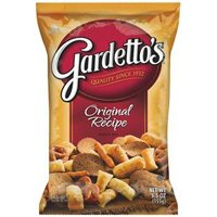 Gardetto'S GARD7 Snack Food, 5.5 oz, Original