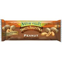 Nature Valley NVCSS15 Peanut Granola Bar, 1.8 oz, Sweet and Salty