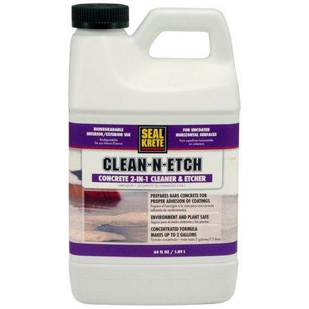 411000 1/2 Gallon Concrete Clean-N-Etch
