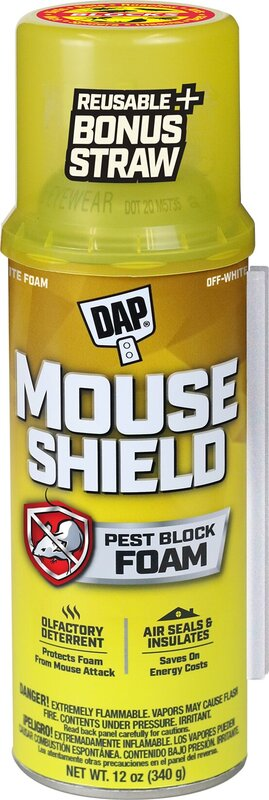 12512 MOUSE SHIELD EXP FOAM