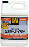 411000 1/2 Gallon Concrete Clean-N-Etch