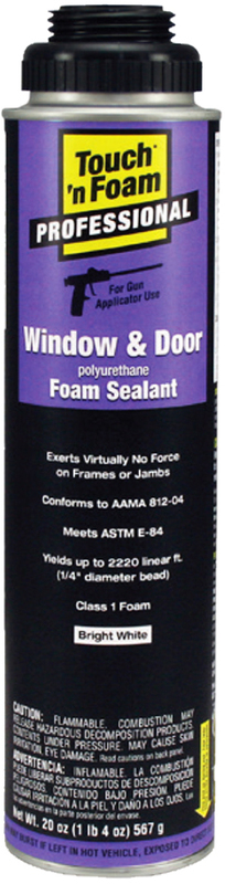 20 OUNCE WINDOW DOOR FOAM
