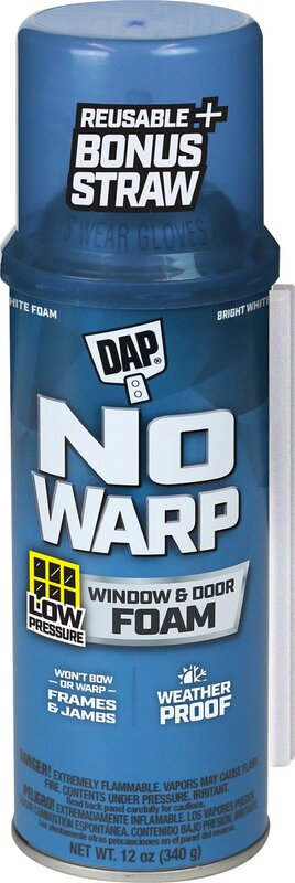 12 OUNCE WINDOW DOOR FOAM