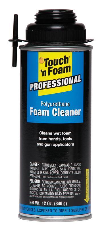 12 OUNCES POLYURETHANE FOAM GUN CLEANER
