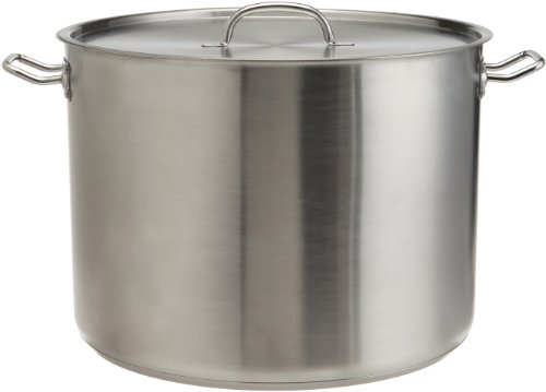 Cookpro 514 Stockpot 35 Quart Stainless Steel