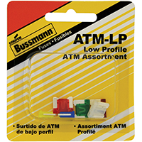 LOW PROFILE ATM ASSORT FUSE