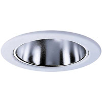 REFLECTOR SPECULR WHT TRIM 4IN