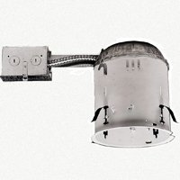Halo H7 Remodel Recessed Housing, 120 V, 1 Lamp, 75 W, PAR Incandescent