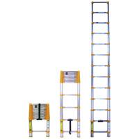 LADDER TELESCOPE 12-1/2FT HOME