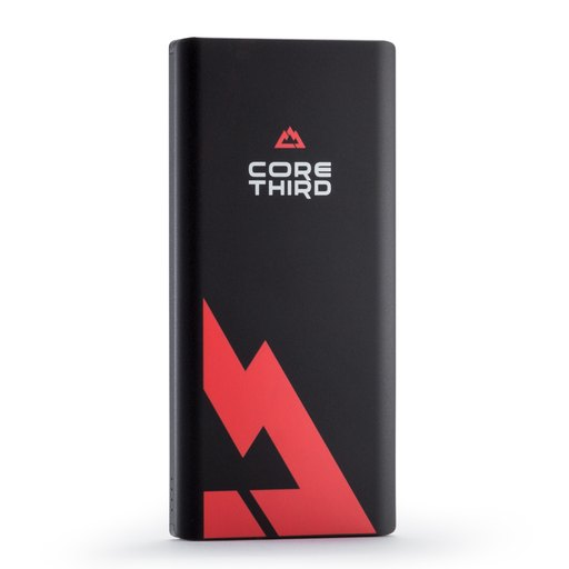 Core Third LKG Dual USB Power Bank, 10000mAh